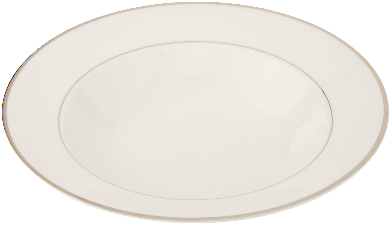Mikasa Cameo Platinum Vegetable Bowl, 10.75-Inch
