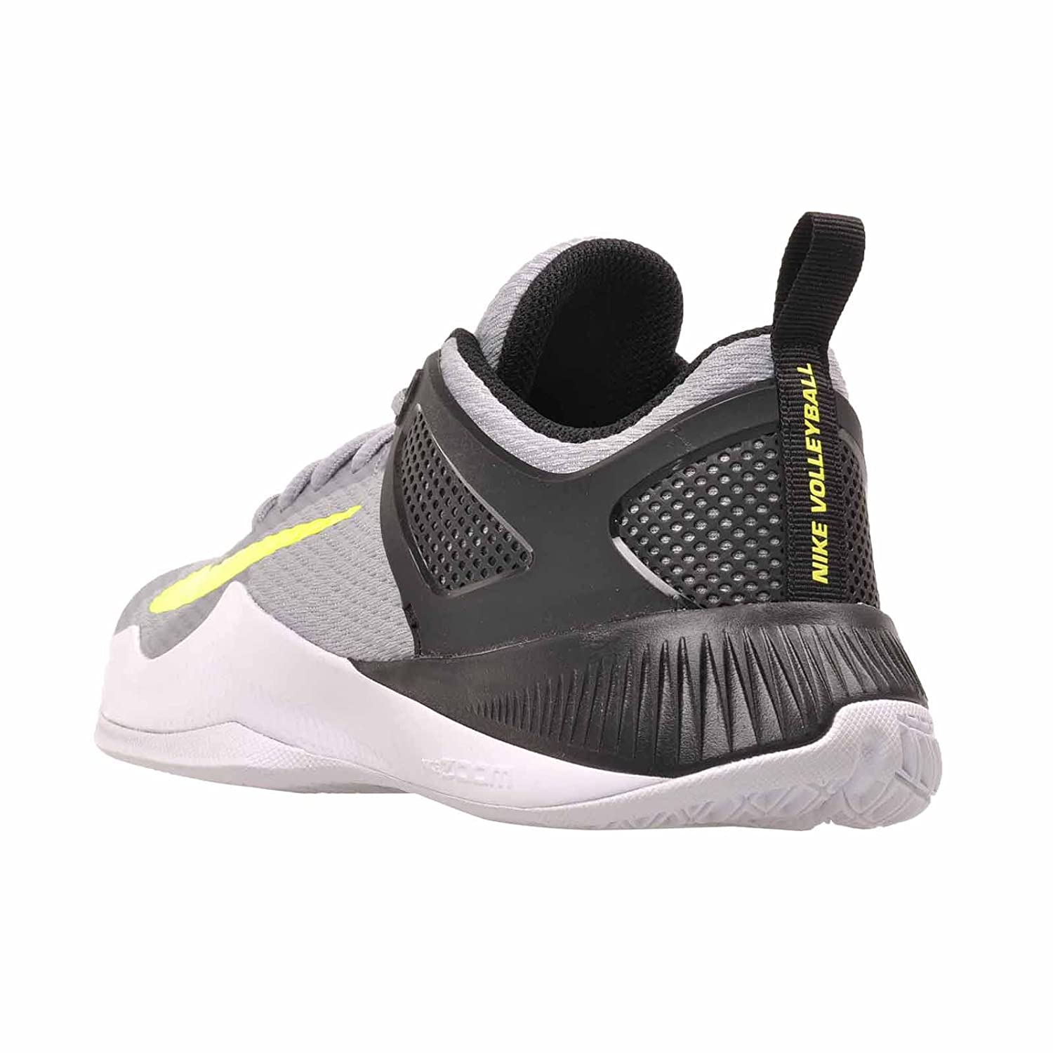 NIKE Women's Air B01LPSOWL8 Zoom Hyperace Volleyball Shoes B01LPSOWL8 Air 11.5 B(M) US|Wolf Grey/Volt/Black 191bb3