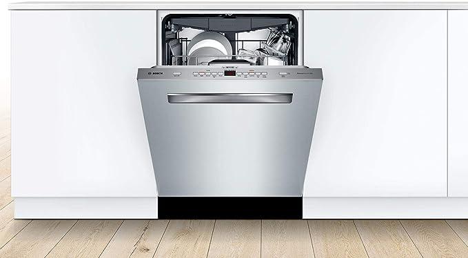 Amazon.com: Bosch SHXM65Z 500 Series 24 pulgadas construido ...