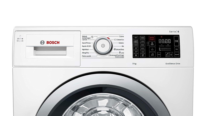 Bosch WAT28749IT - Lavadora Serie 6 9 Kg Clase A+++ -30 ...