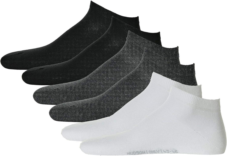 Komfortbund Hudson 8 Paar Damen Socken Relax Cotton Strumpf 8x 1 Paar uni