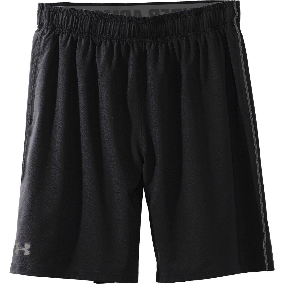 Under Armour Men's UA Raid 10'' Shorts pure black/X-LARGE