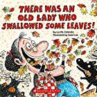 There Was an Old Lady Who Swallowed Some Leaves Audiobook by Lucille Colandro Narrated by Skip Hinnant