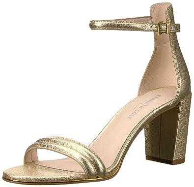 ec3e490e15a Kenneth Cole New York Lex Ankle Strap Sandal Heel