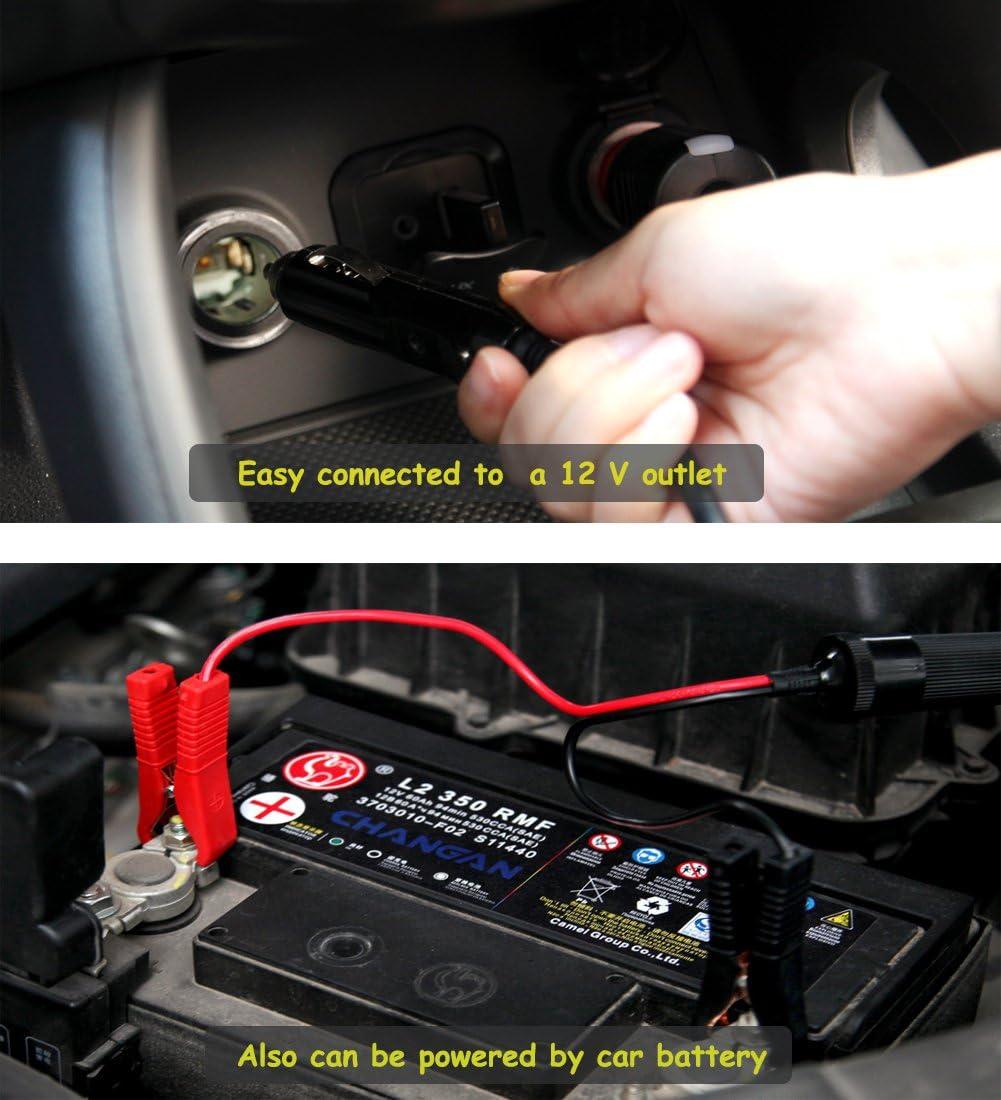 Electric Car Jack or Jack Set 2 Ton by ROGTZ DC 12v All-in-one Automatic Sedan Lift Scissor Jack Car Repair Tool,Jack Set