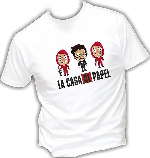 Divertente Humor Made in Italy di C LA C Modello 1 Social Crazy T-Shirt Uomo Cotone Basic Super vestibilit/à Top qualit/à
