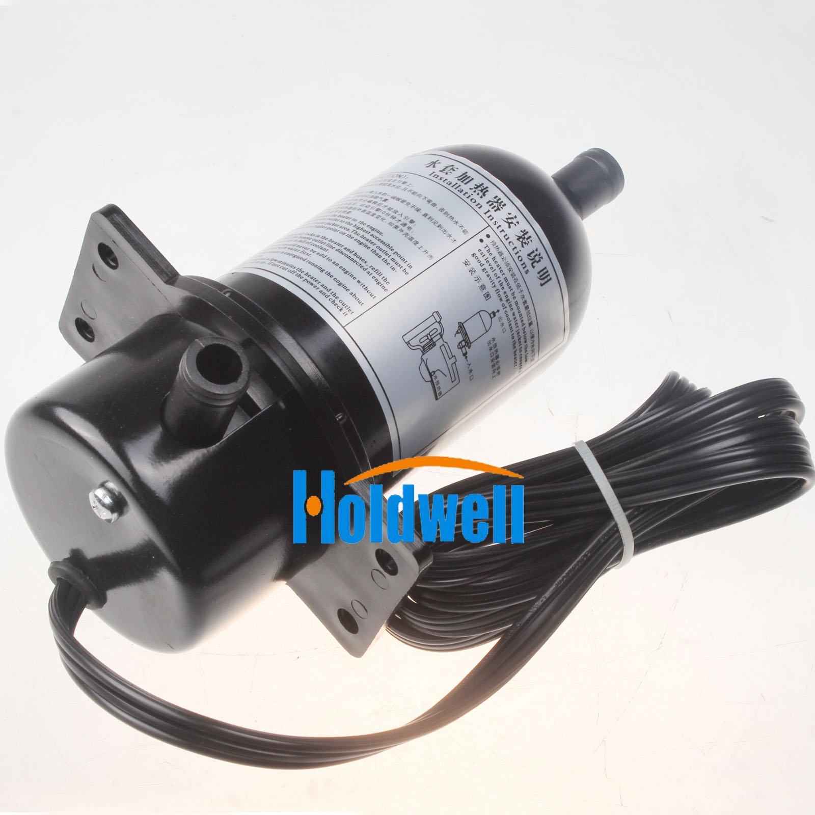 Holdwell Pre-Heater 1500W 240V Pre Heater by Holdwell