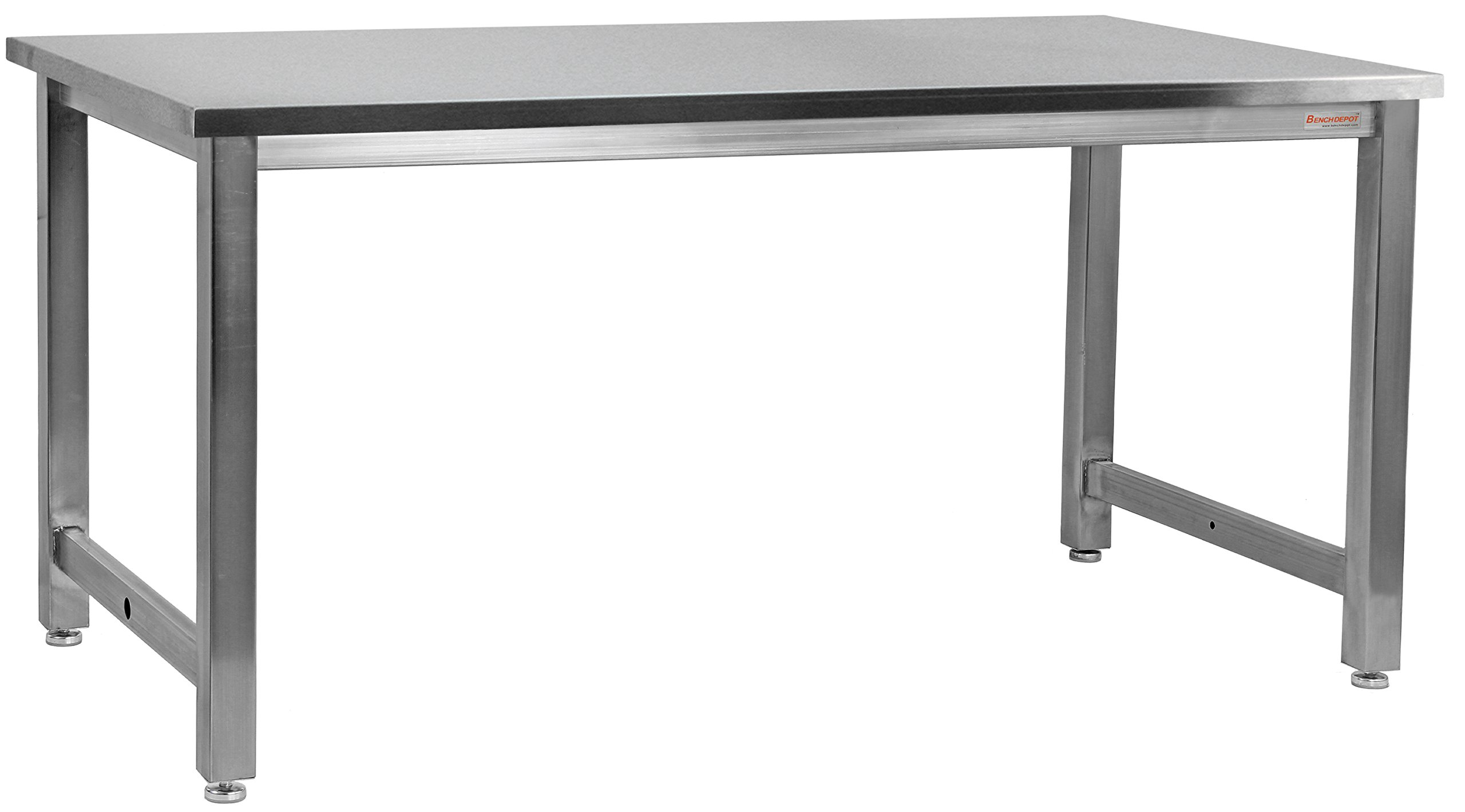 BenchPro KSN2430 Kennedy Workbench with Stainless Steel Frame and Top