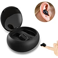 Tusbiko Mini Bluetooth Wireless Earbuds (Black)