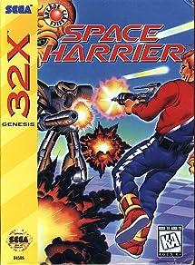 Amazon com: Space Harrier [Sega Megadrive]: Video Games