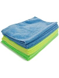 Zwipes Microfiber Cleaning Cloths (12-Pack)