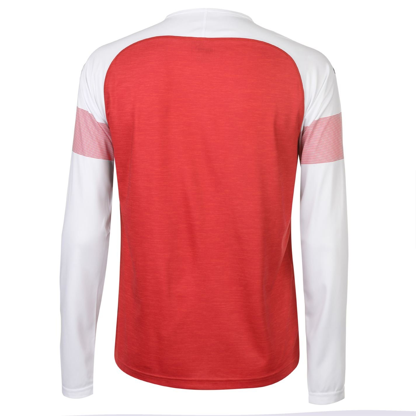 a35c85df9a7 Amazon.com   PUMA 2018-2019 Arsenal Home Long Sleeve Football Soccer T-Shirt  Jersey   Sports   Outdoors