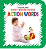 Action Words (Kiddy Board Book)