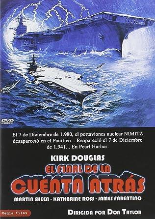 El Final De La Cuenta Atrás [DVD]: Amazon.es: Kirk Douglas ...