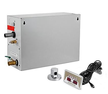 Happybuy 9 Kw Steam Generator Sauna Bath Steamer For Home Spa Shower