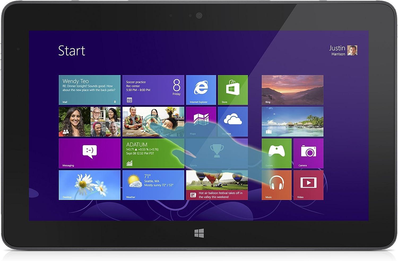 Dell Venue 11 Pro11i-6363BLK 10.8-Inch Tablet (Black)