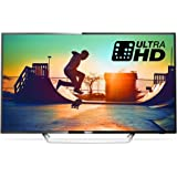Philips 65PUS6162/05 65-Inch 4K Ultra HD Smart TV with HDR Plus, Freeview Play - Black (2017 Model)