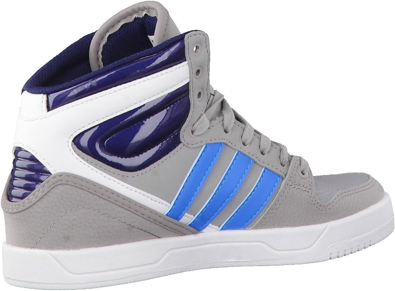 adidas Court Attitude K B32707, Baskets Mode Enfant EU 35
