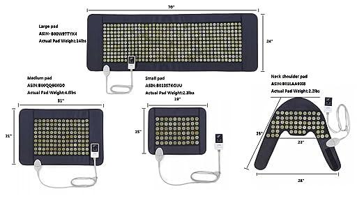 heating pad for shoulder