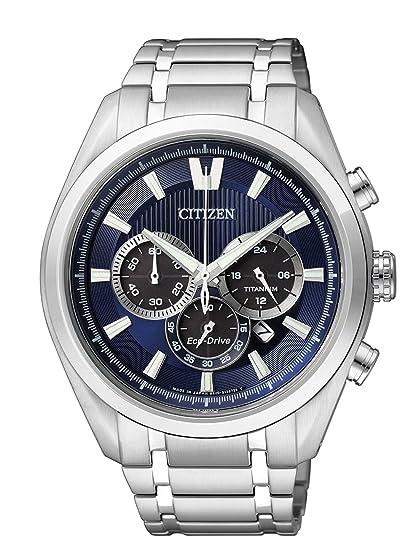 Citizen CA4010-58L - Reloj de cuarzo para hombre, con correa de 0, color: Amazon.es: Relojes