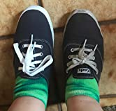 They've changed: Longer and narrower, less arch support