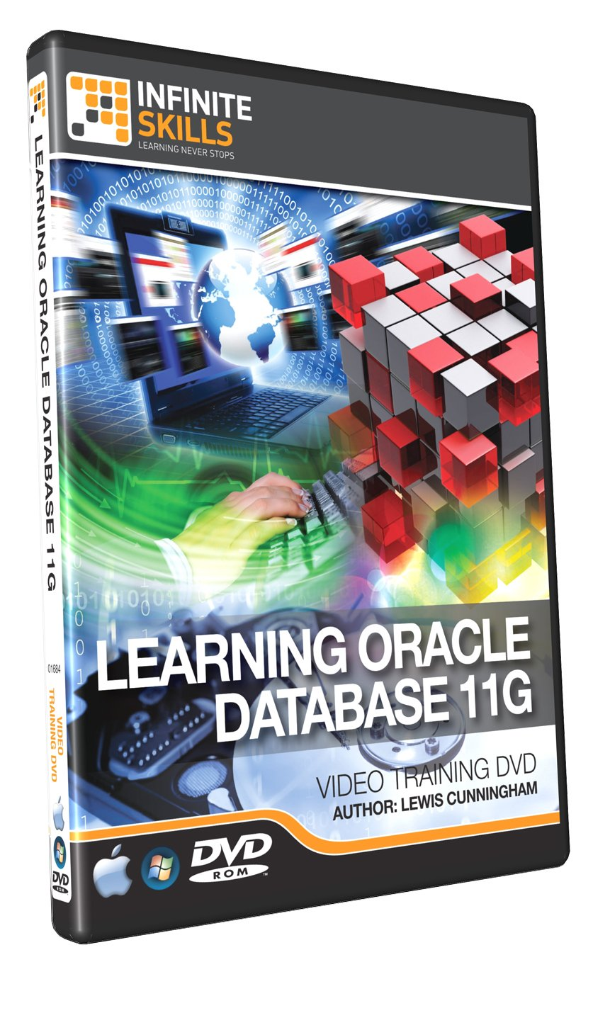 Amazon learning oracle 11g training dvd tutorial video baditri Gallery