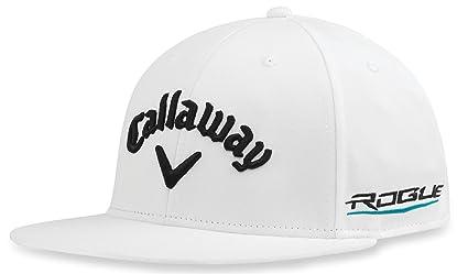 Amazon.com   Callaway Golf 2018 Tour Authentic Flat Bill Adjustable ... ca8628d5e88