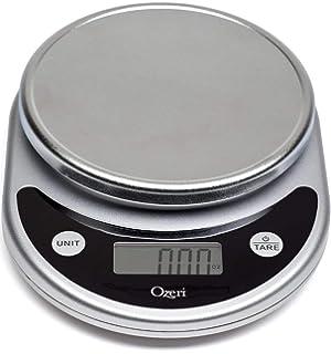 Amazon.com: Ozeri Pro Digital Kitchen Food Scale, 1g to 12 ...