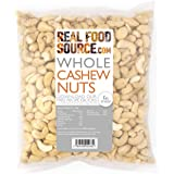 RealFoodSource Whole Cashew Nuts 1kg