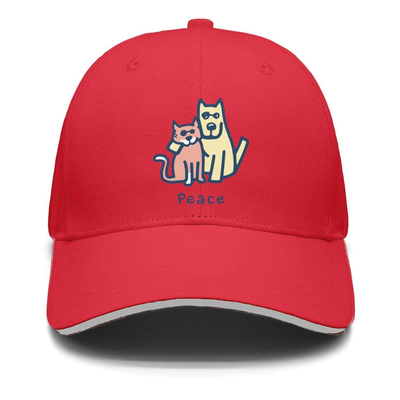 IOCZXTGH Unisex Sorry Pug Dog Dinosaur Clothes Baseball HatsClassic Adjustable Mesh Hat Caps