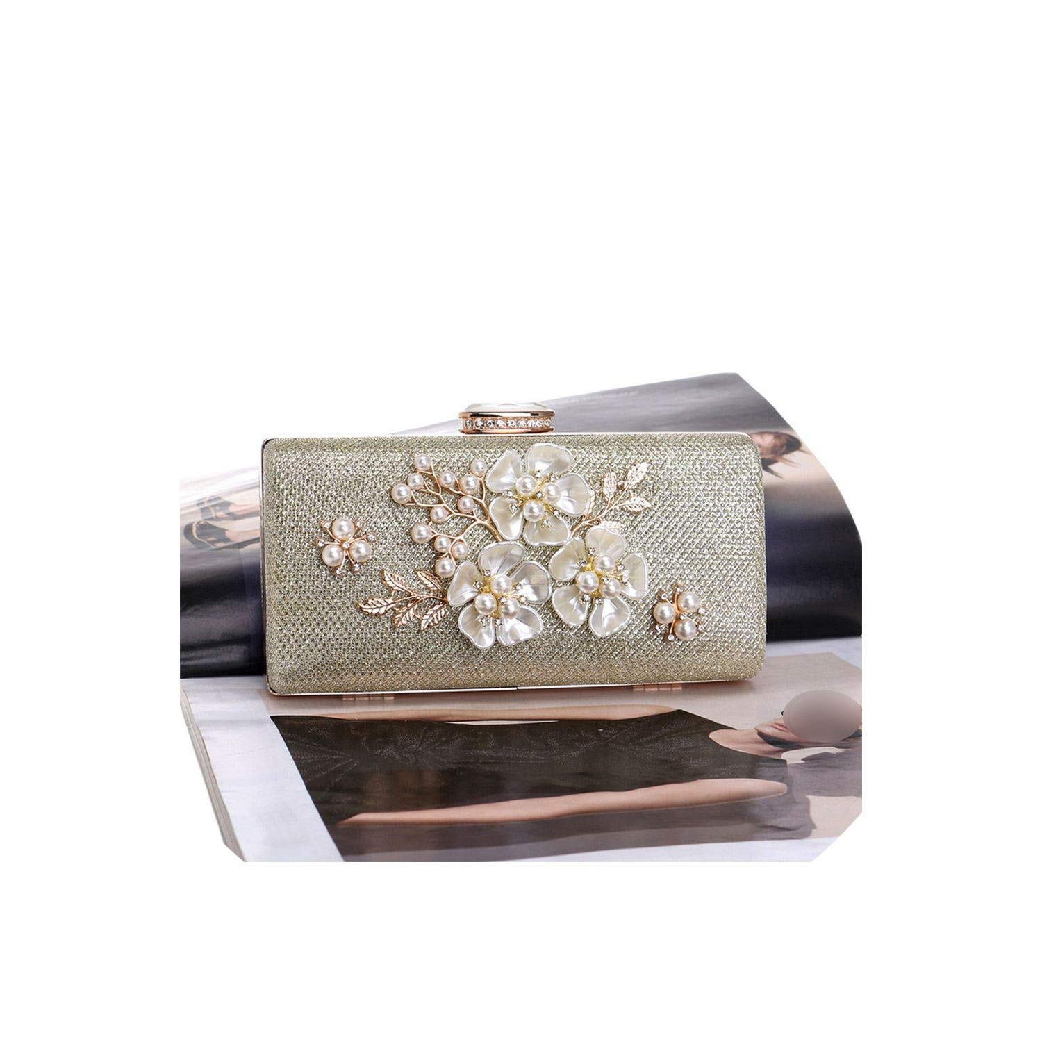 Flowers Evening Bags...