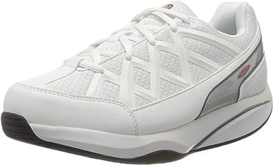 MBT Sport 3 W, Zapatillas para Mujer, Blanco (White 16y), 36 EU: Amazon.es: Zapatos y complementos