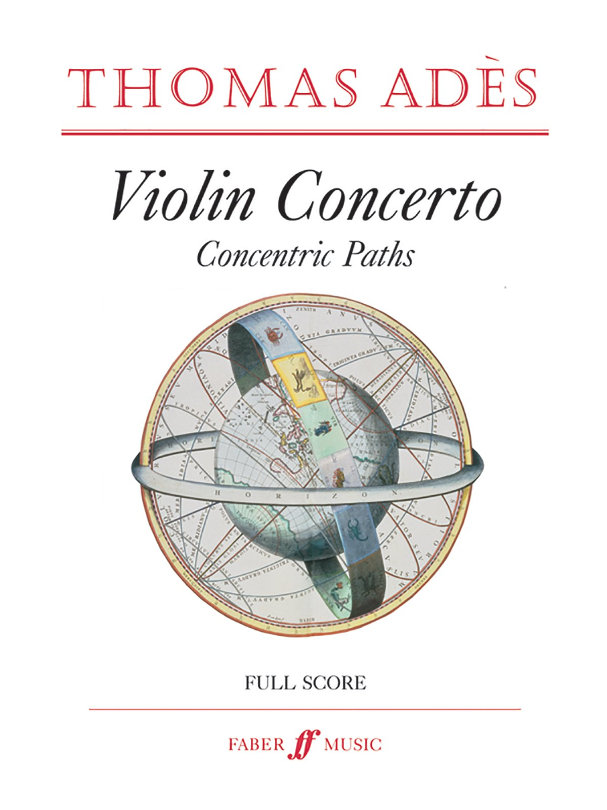 Download Violin Concerto: Concentric Paths, Score (Faber Edition) pdf