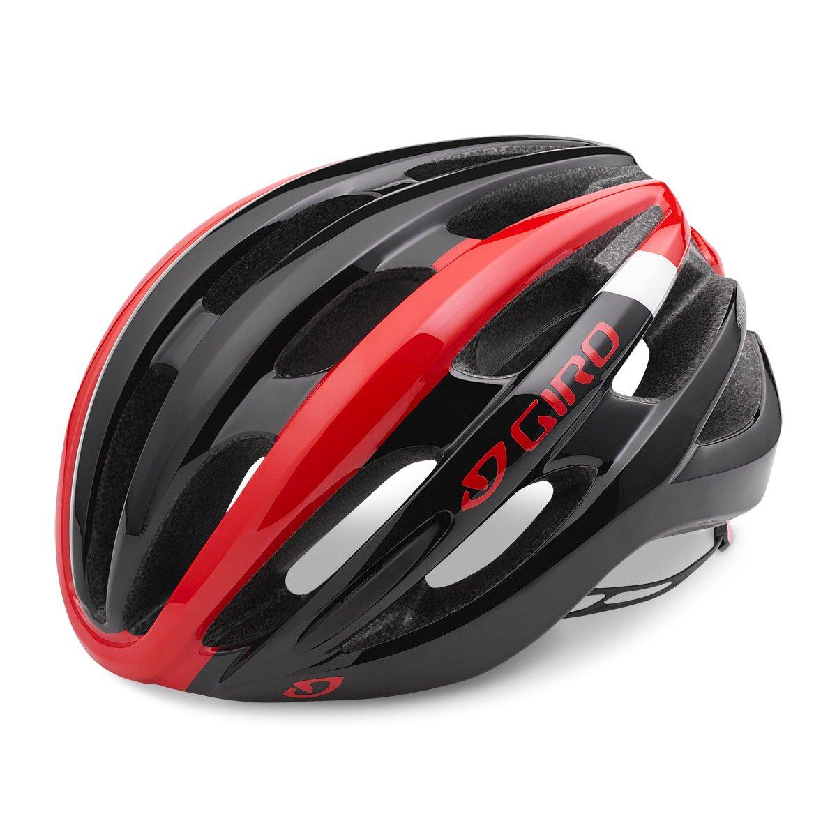 Giro Foray Helmet Bright Red//Black S