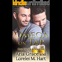 Omega On Tap: A Non Shifter Alpha Omega MPreg Romance (Oak Grove Book 1) (English Edition)