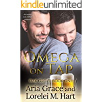 Omega On Tap: A Non Shifter Alpha Omega MPreg Romance (Oak Grove Book 1)
