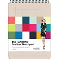 PANTONE Fashion Sketchpad: 420 Figure Templates and 60 Pantone Color Palettes for Designing Looks