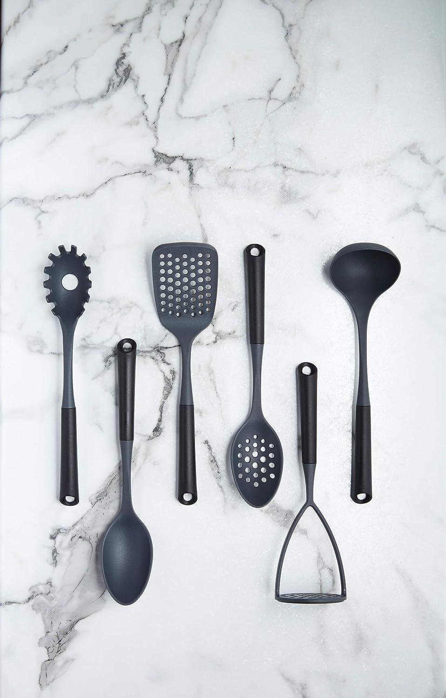 """7/"""" Nylon-tête en métal cuisine pinces 18cm master class"""