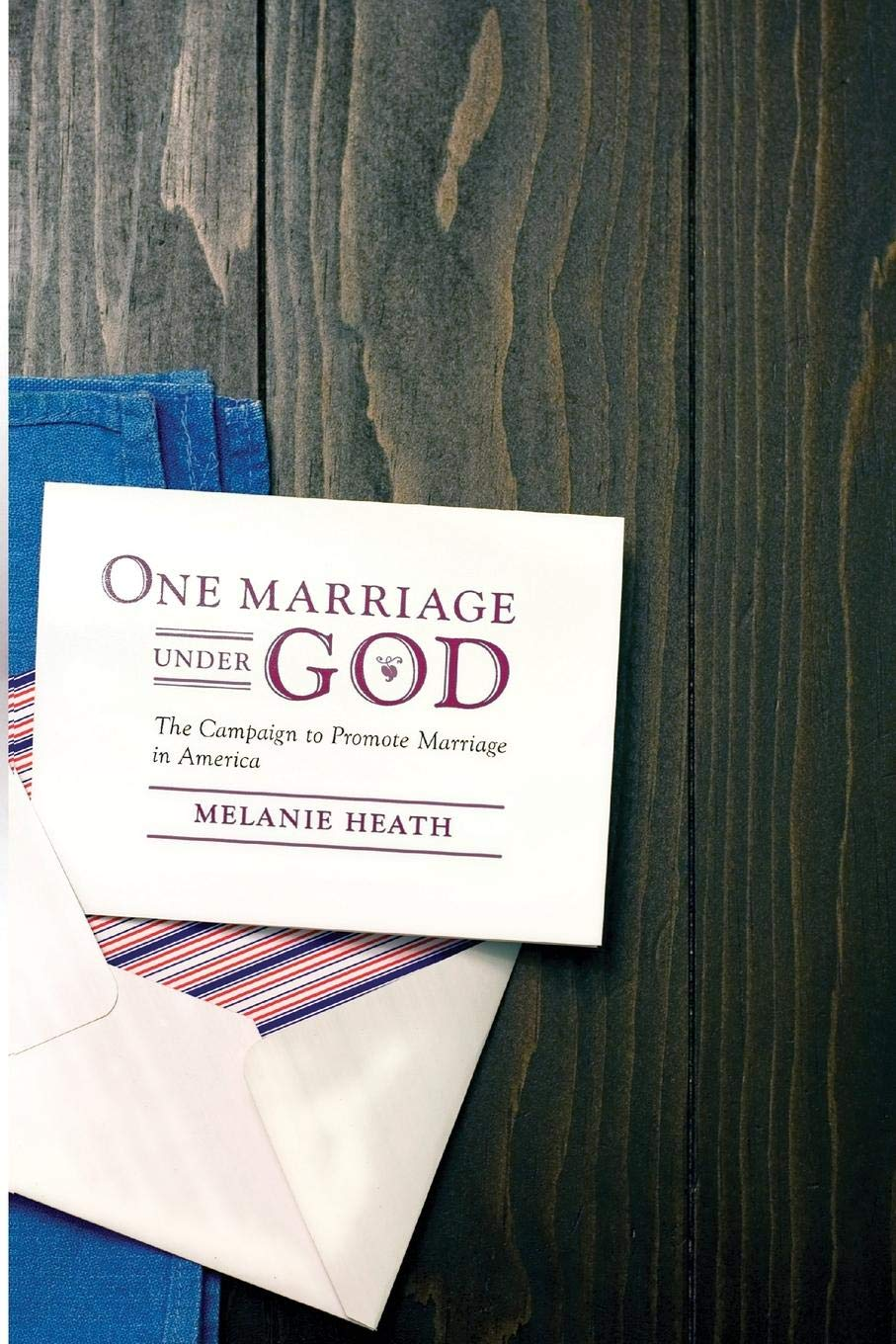 Download One Marriage Under God: The Campaign to Promote Marriage in America (Intersections) ebook