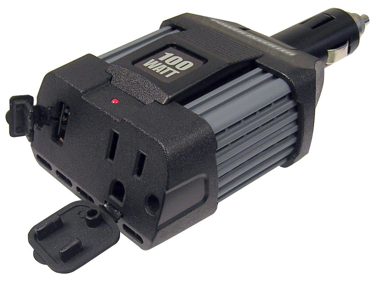 Custom Accessories 10888 100W ETL Listed Power Inverter