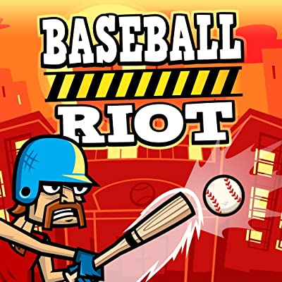 Baseball Riot (Cross-Buy) - PS4 [Digital Code]