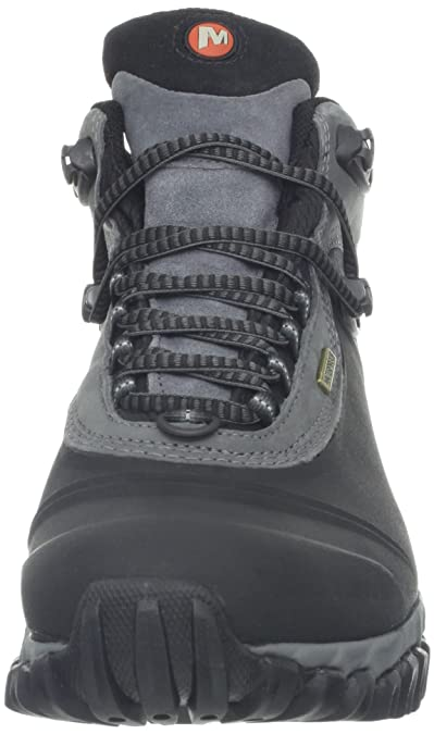 Merrell Thermo 6 cargador impermeable de invierno, Black, 43 EU: Amazon.es: Zapatos y complementos