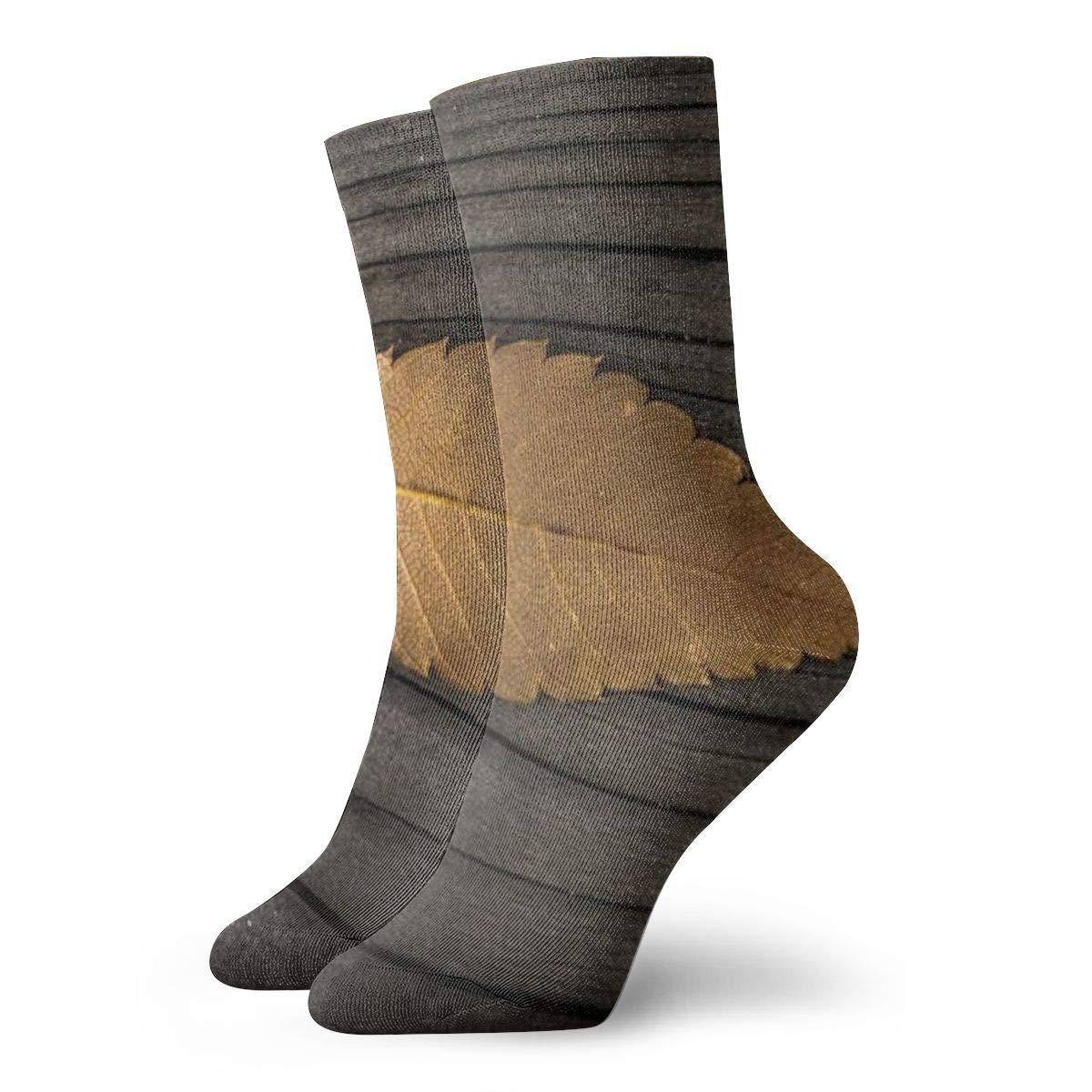 Leaf Cotton Sports Socks?2 Packs White
