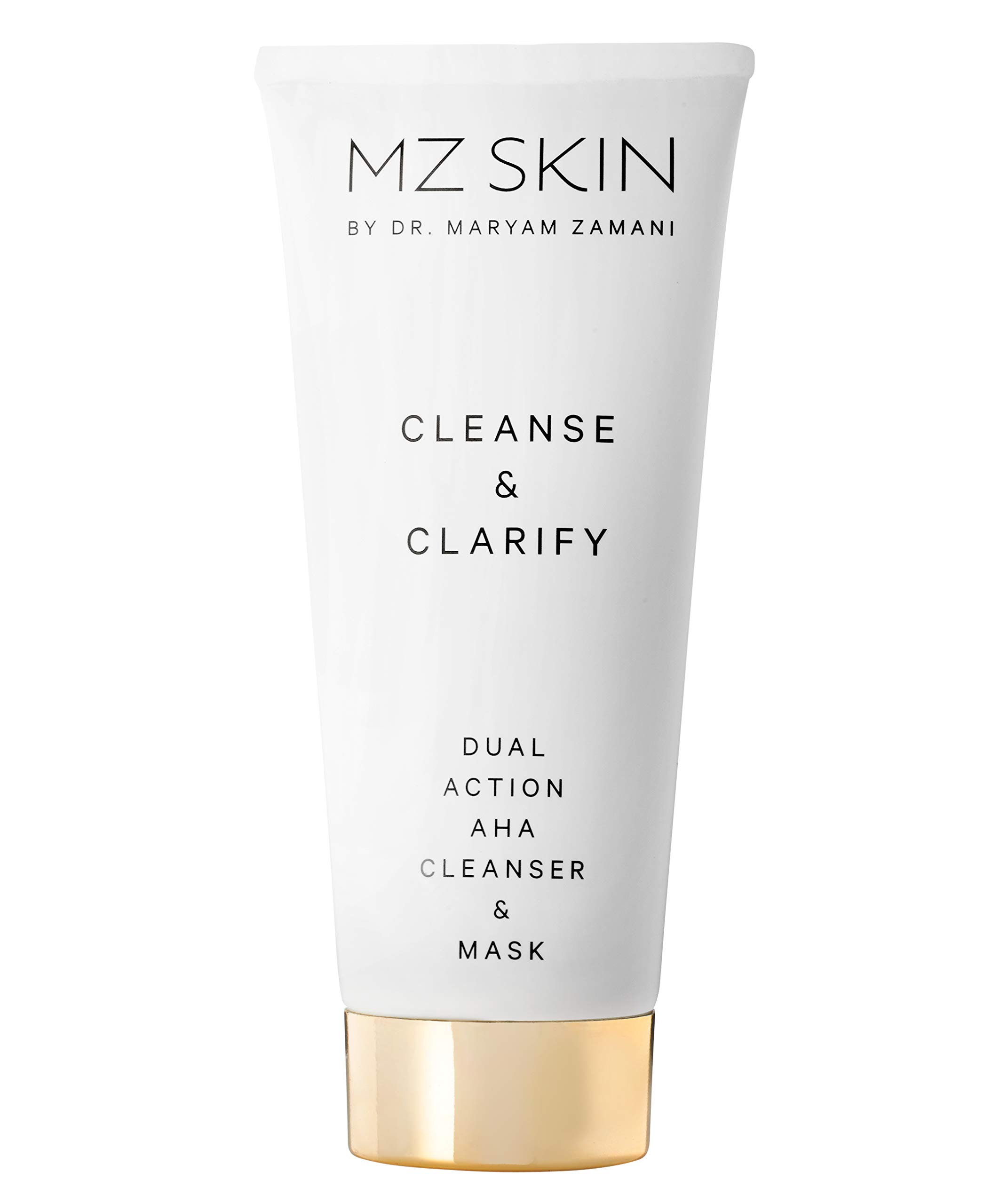 CLEANSE & CLARIFY Dual Action AHA Cleanser & Mask