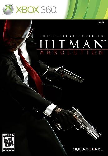 Amazon Com Hitman Absolution Professional Edition Xbox 360