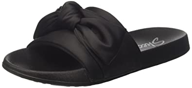 79cc58a4e Skechers Women s 2nd Take-Tied Up Flip Flops  Amazon.co.uk  Shoes   Bags