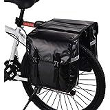 WILDKEN Alforjas para Portaequipajes de Bicicleta, Bolsas Traseras para Bicicletas MTB Sillines Pannier Bag Impermeable…