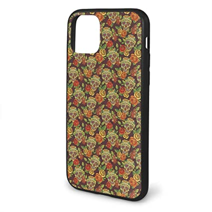 Bones and Leaves iphone case