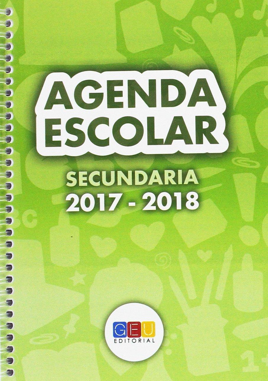 Agenda escolar secundaria 2017-2018: Amazon.es: Vv.Aa.: Libros