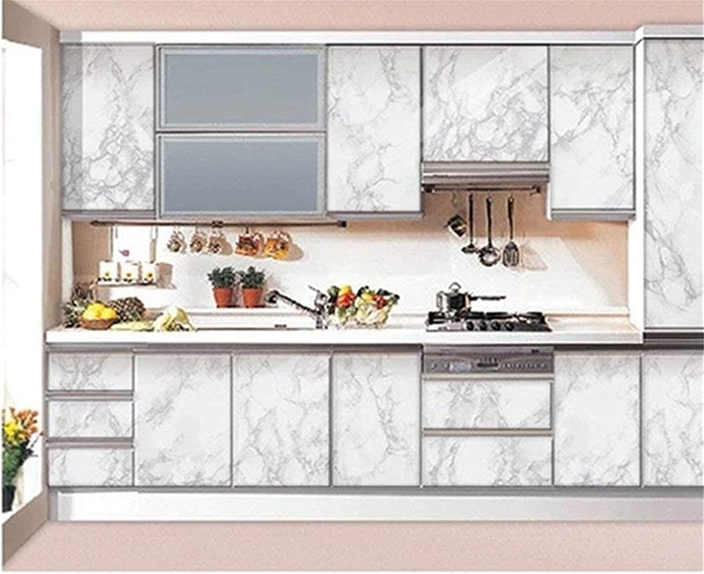 Yancorp amovible Wallpaper Peel et Bâton Cuisine Marbre Granite auto-adhésif